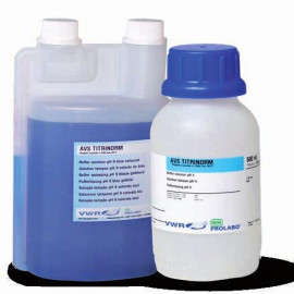 Buffer solutions, 20 °C AVS TITRINORM pH = 4